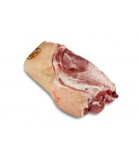 BIO-Schopf o.Kn., mit Schwarte vom Schwein