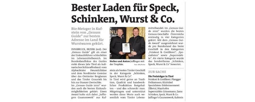 GAUMENWERK - bester Laden für Speck, Schinken, Wurst & Co.
